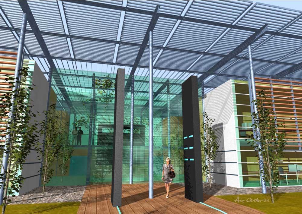 Maison des professions de sant toulouse for Architecte batiment de france toulouse